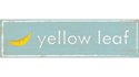 yellow leaf logo