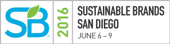 Logo Sustainable Brands '16 San Diego