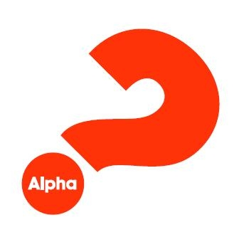 New alpha logo