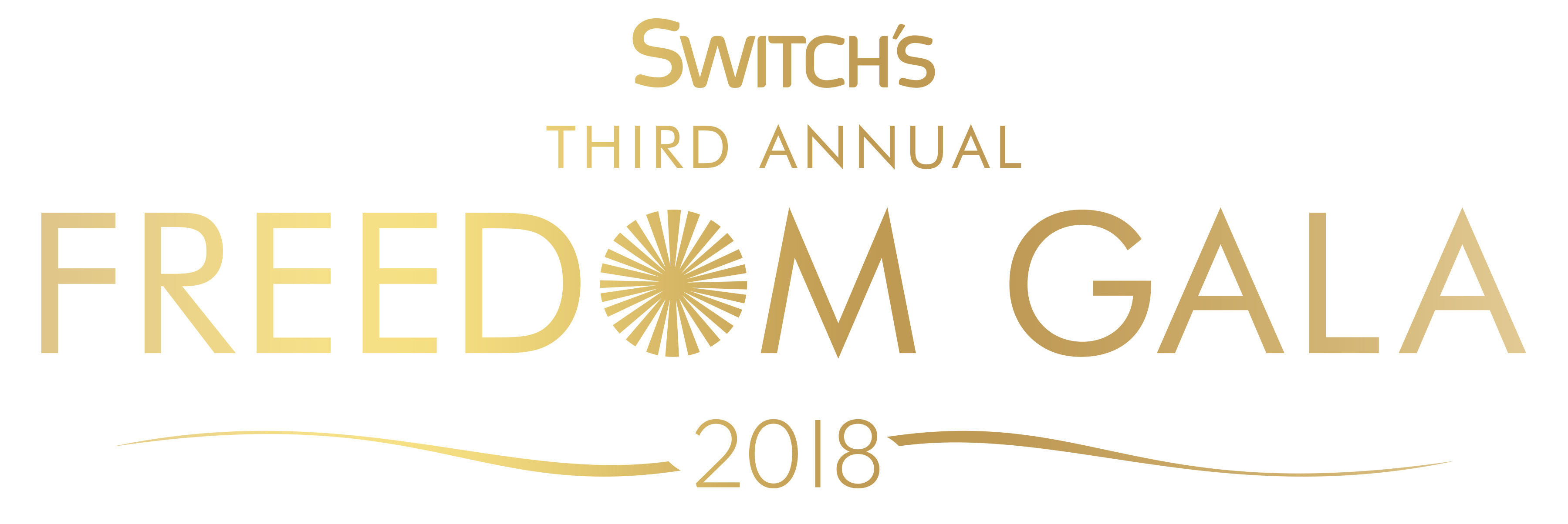 Switch 2018 gala logo main gold
