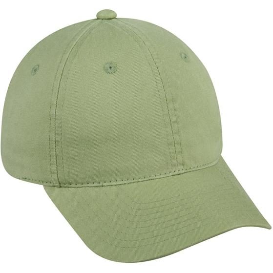 Outdoor Cap Ladies Organic Cotton Cap - Moss
