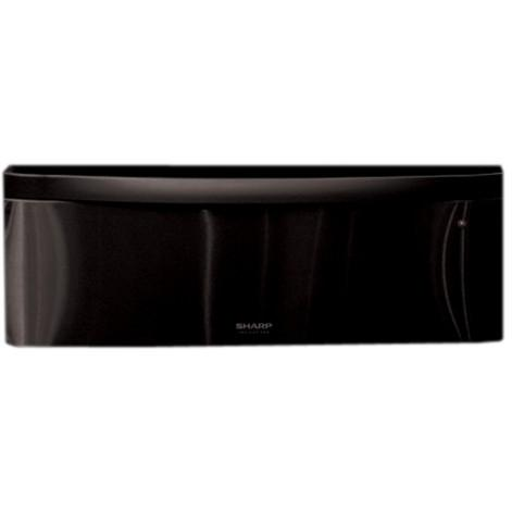 Sharp Insight KB6100NK Warming Drawer, 30 Inches - Black