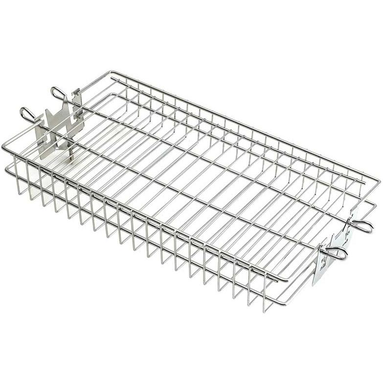 Fire Magic Stainless Steel Flat Rotisserie Basket 3618