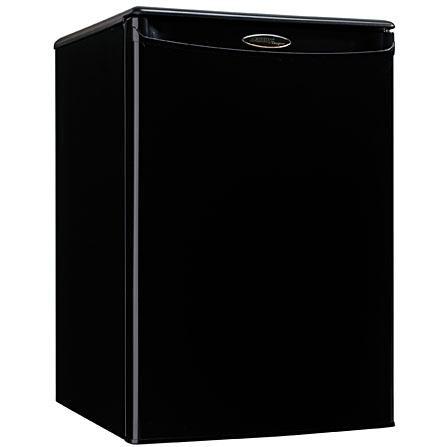 Danby DAR259BL 2.5 Cu. Ft Compact Refrigerator - Black
