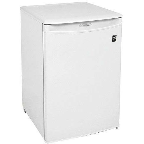 Danby DAR259W 2.5 Cu. Ft. Compact Refrigerator - White