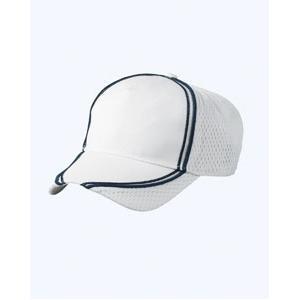 Champion Athletic Mesh Cap - White
