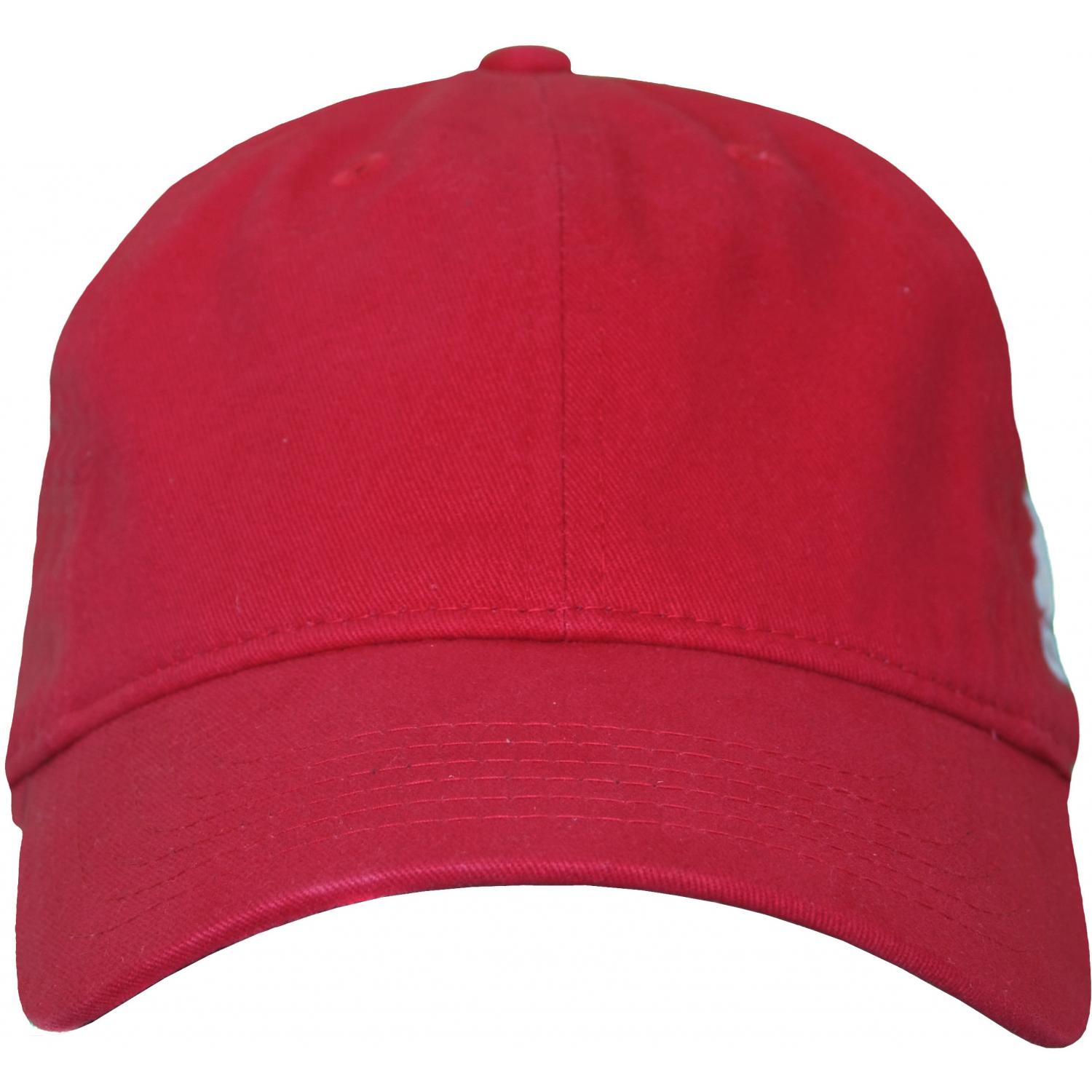 Adidas Golf Relaxed Cresting Cap - University Red