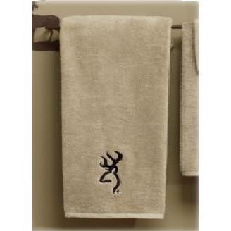 Browning Buckmark Hand Towel