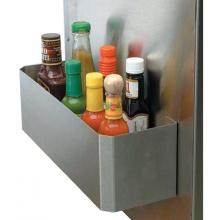 Cal Flame Spice Rack For 18-Inch Single And 30-Inch Double Access Doors - BBQ07846P-18 Cal Flame Spice Rack For Access Doors - In Use