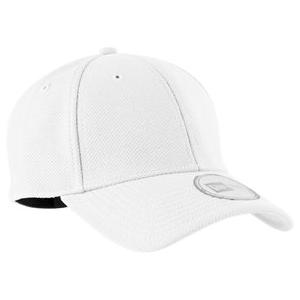 New Era Batting Practice Cap L/XL - White