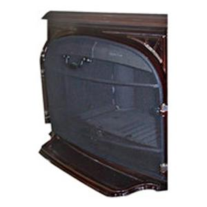 Picture of Napoleon EP90K Wood Burning Stove Screen - Black