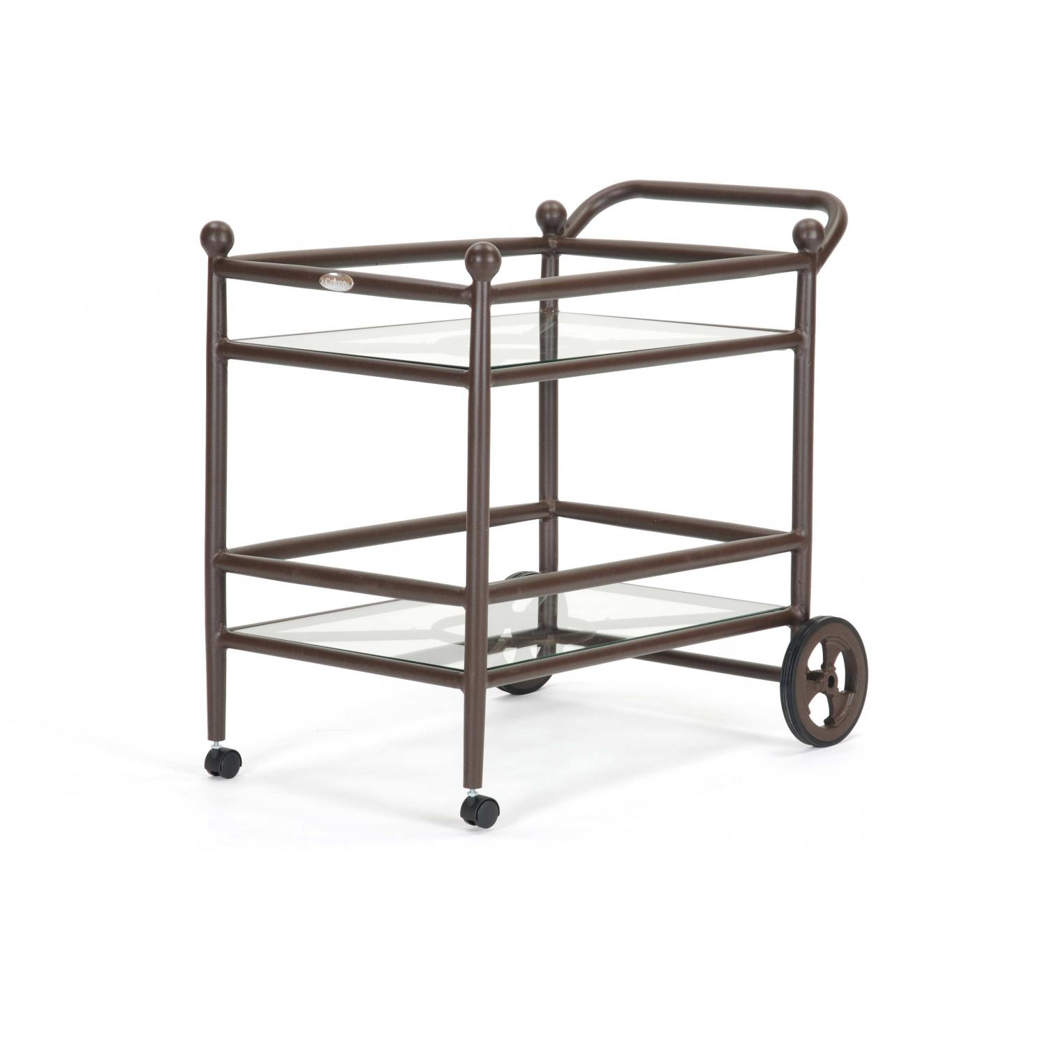 Caluco Origin Aluminum Tea Cart