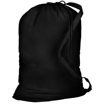 Port & Company Laundry Bag - Black