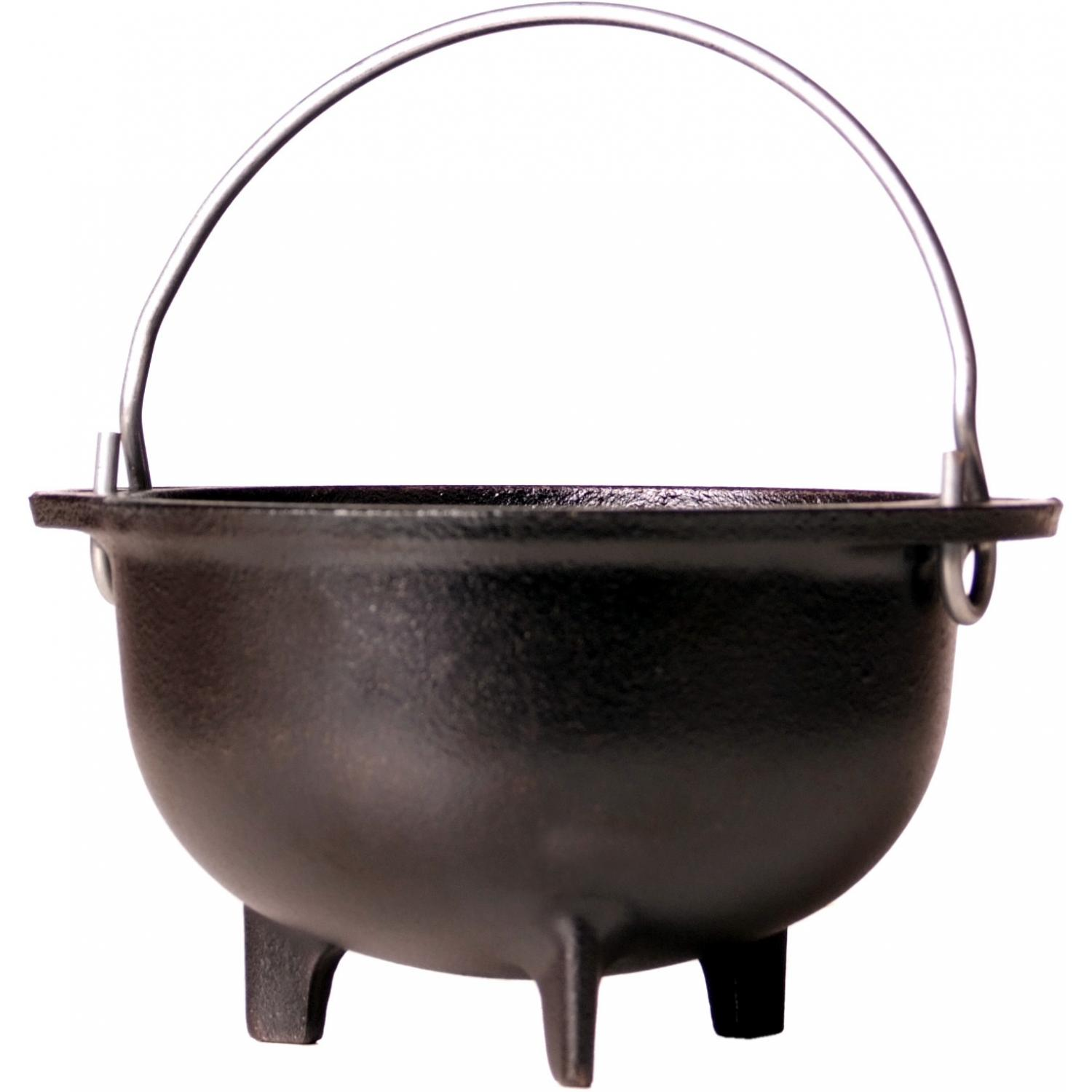 Lodge Kettles Seasoned Cast Iron Country Kettle - LCK3