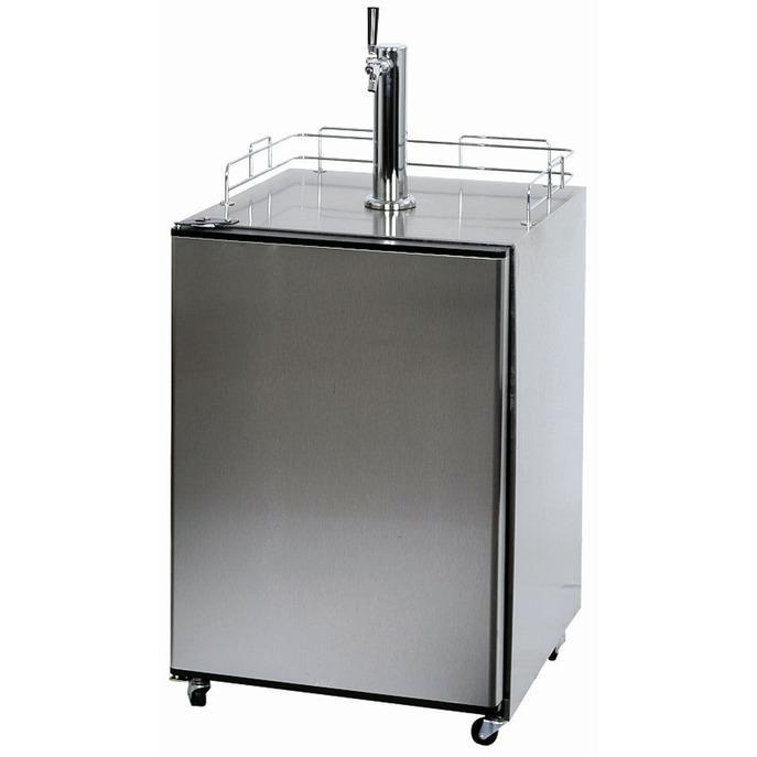 Summit SBC500SSST Beer Dispenser - Stainless Steel