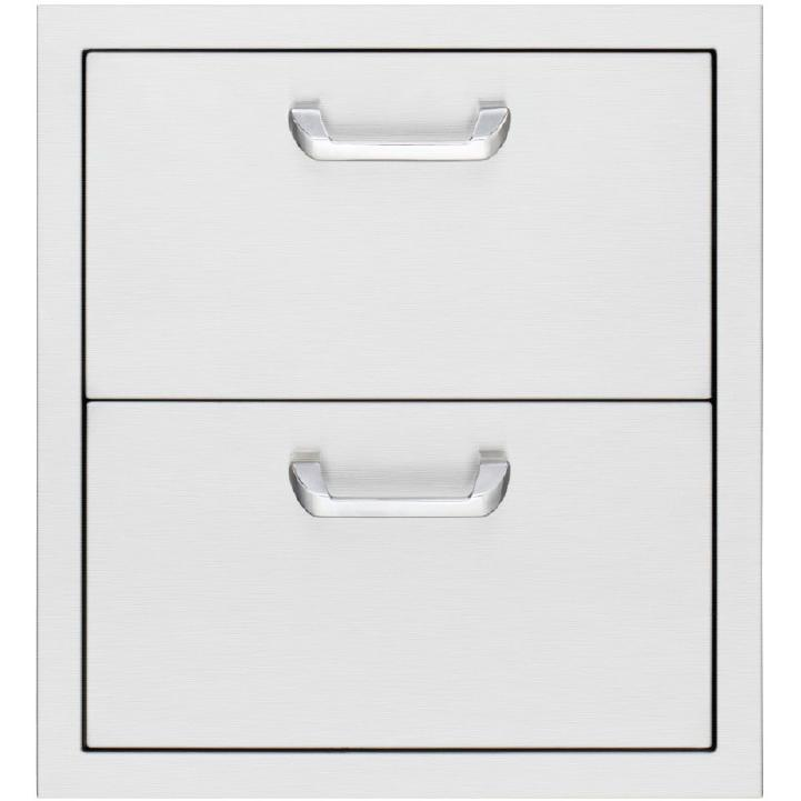 Lynx Sedona 19-Inch Double Drawers - LUD519