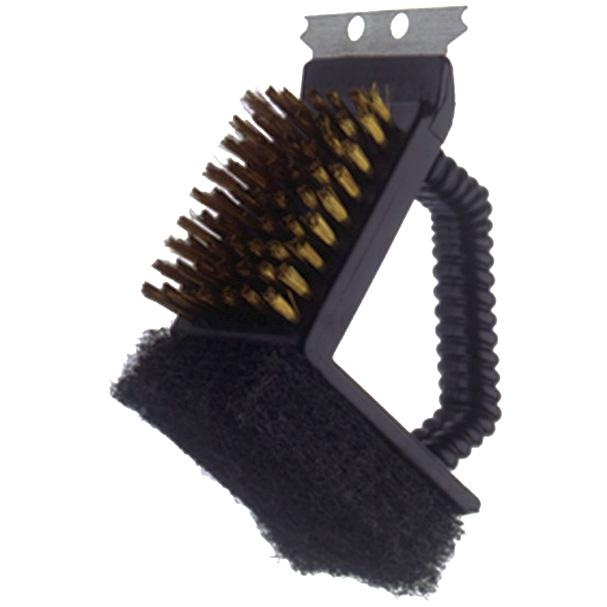 BeefEater 3-in-1 Brush And Scraper