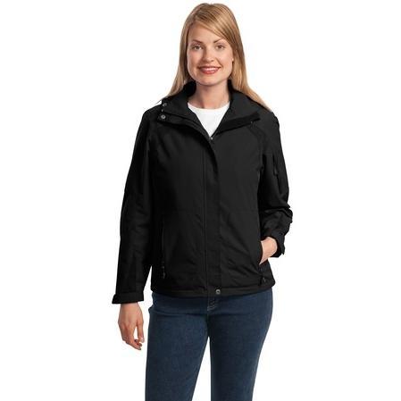 Port Authority Ladies All Season II Jacket XL - Black