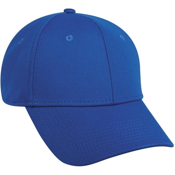 Outdoor Cap Bamboo Charcoal Performance Cap - Royal