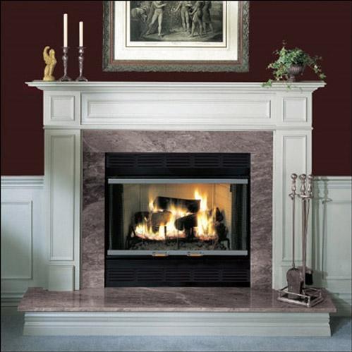 Monessen BC42 Royalton Series 42-Inch Circulating Wood Burning Fireplace