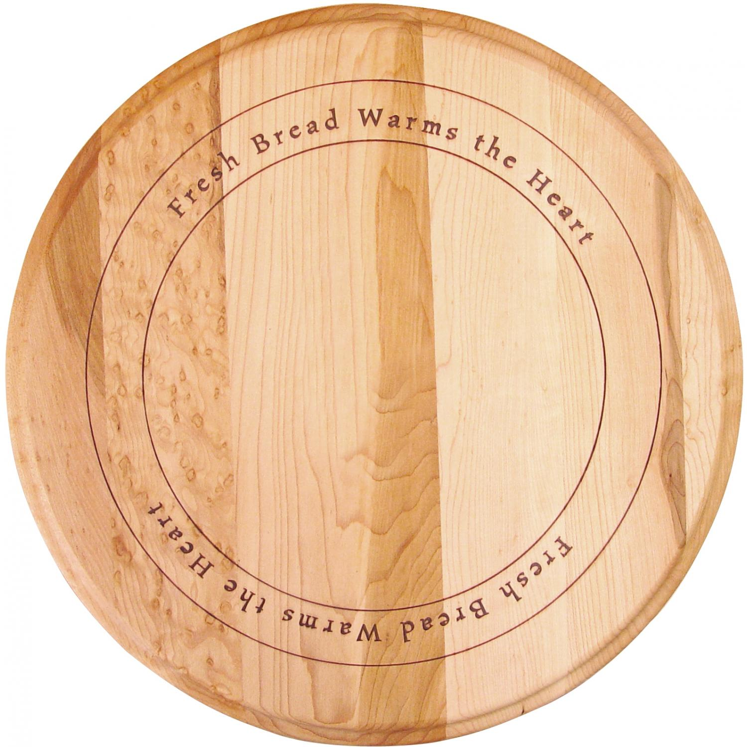 Picture of 13 Inch Round Branded Cutting Board