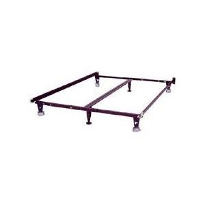 Powell Furniture - Eastern King Size 6-Leg Wrap Bed Frame - P16
