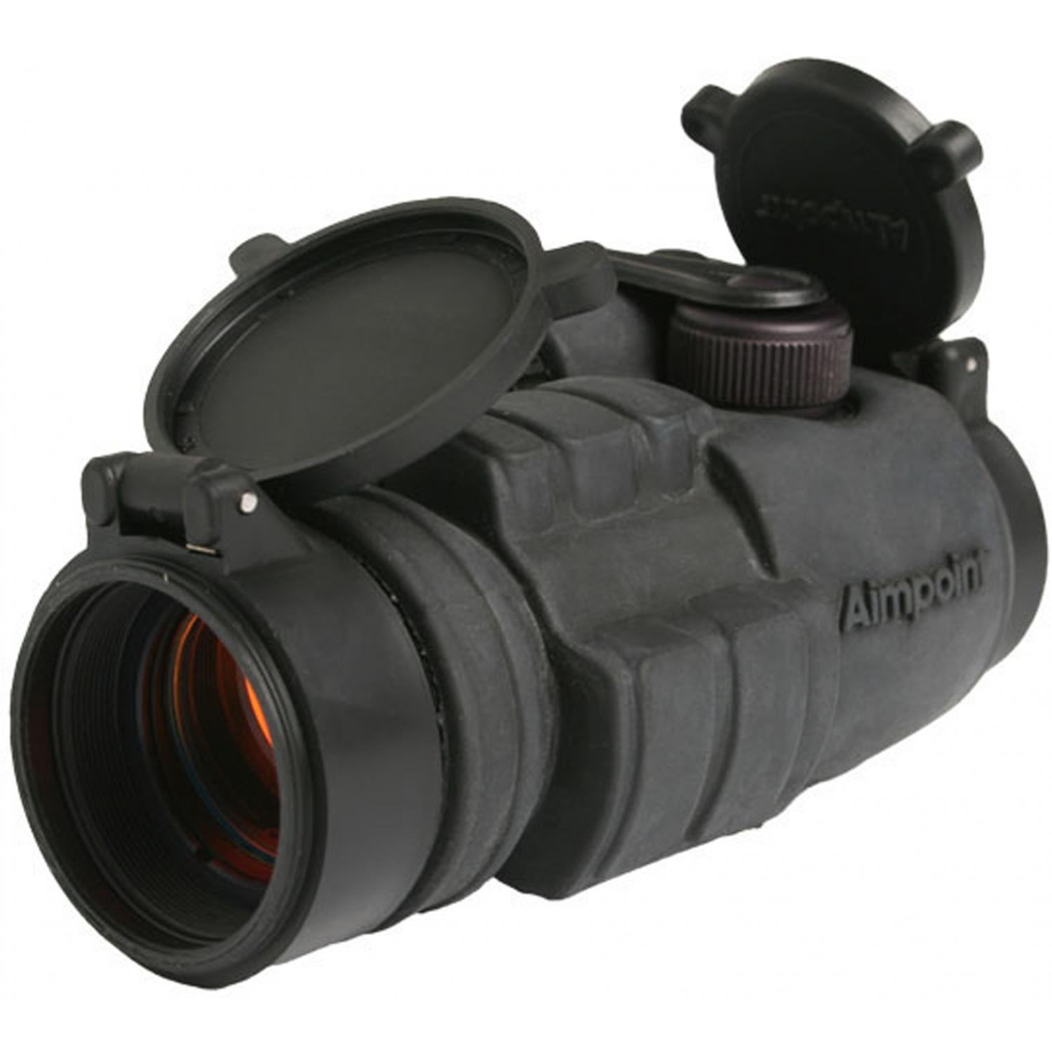 Picture of Aimpoint CompM3 Red Dot 4 MOA Sight Riflescope - Black - 11403