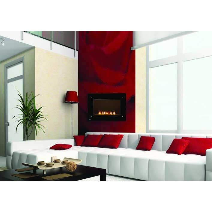 Napoleon EF39HD Wall Mount Electric Fireplace