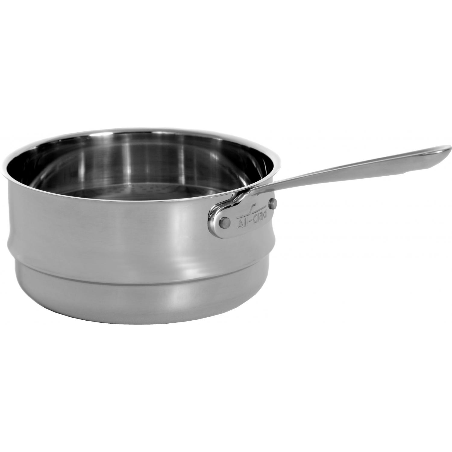All-Clad Stainless 3-Quart Universal Steamer