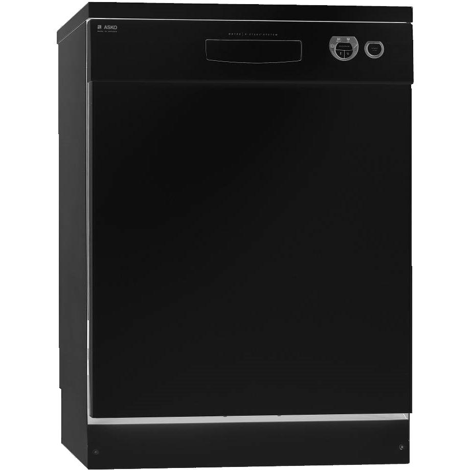 ASKO D5122ADAB 24-Inch XL ADA Compliant Dishwasher - Black
