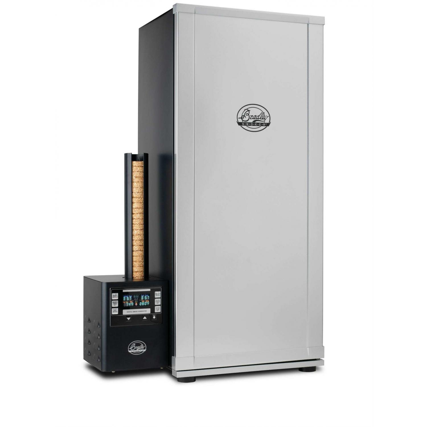 Bradley Technologies Digital 6 Rack BBQ Smoker