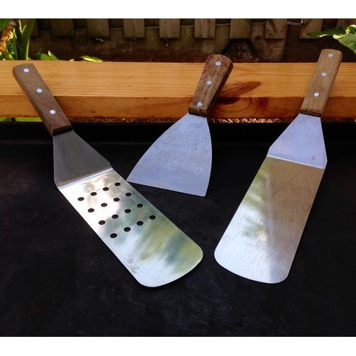 Picture of Backyard Hibachi Cooking Utensils