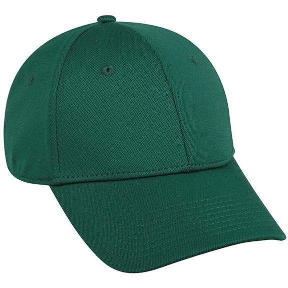 Outdoor Cap Bamboo Charcoal Performance Cap - Dk.Green