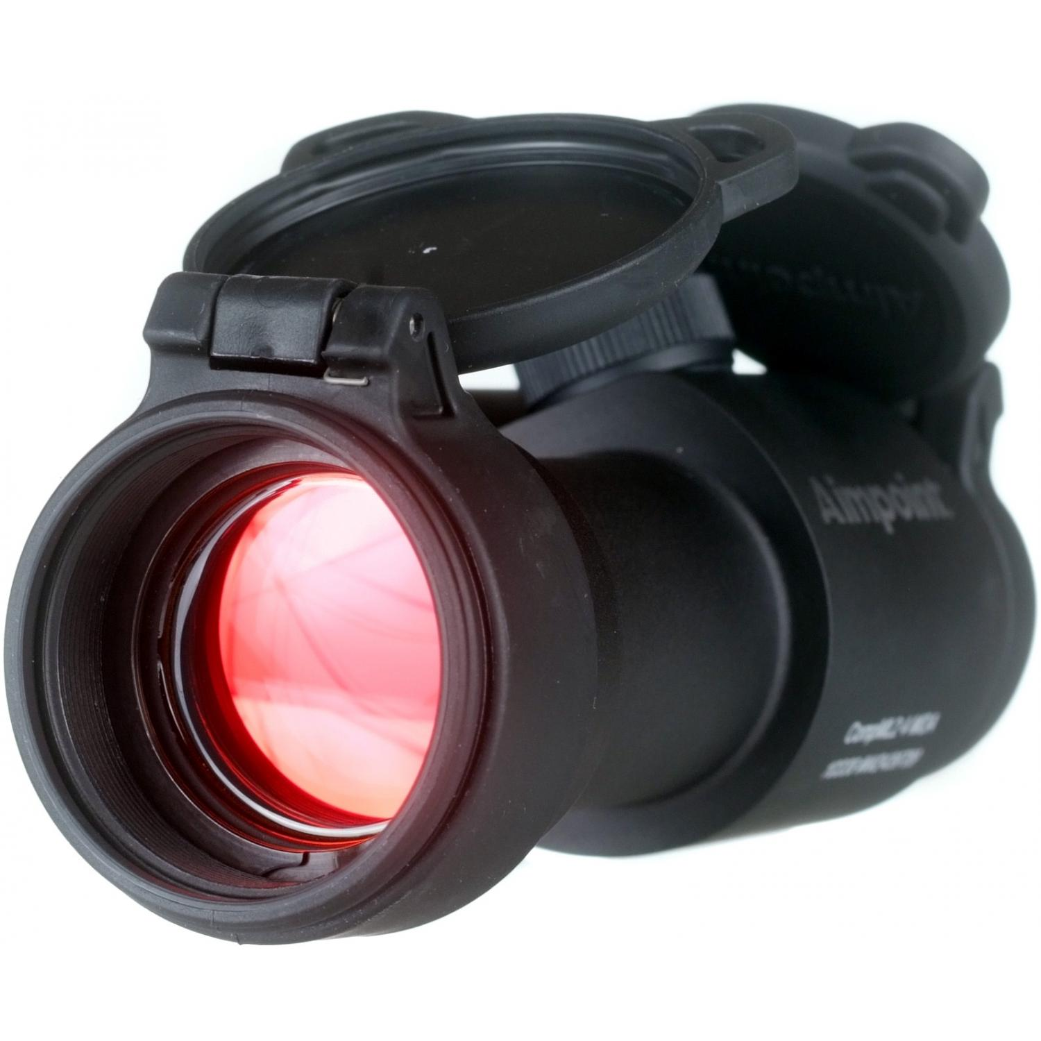 Picture of Aimpoint CompM2 Red Dot 4 MOA Sight - Black - 10336