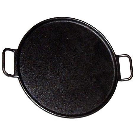 Lodge Cast Iron Pizza/Roasting Pan Pro Logic - Seasoned - P14P3