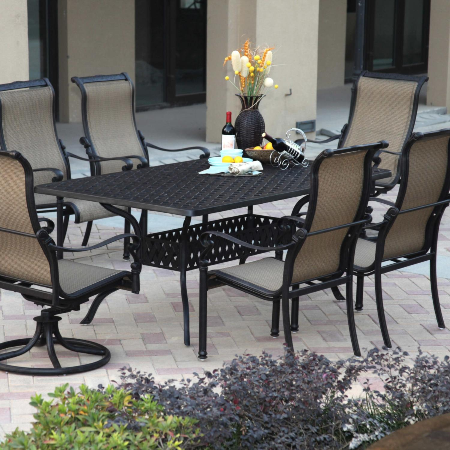 Cheap Patio Dining Sets Creativity Pixelmari Com