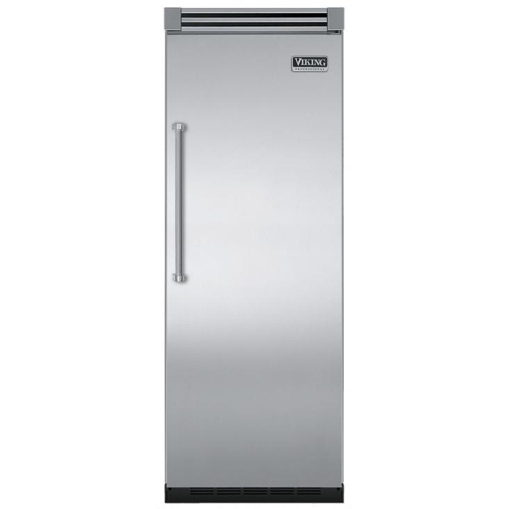 Viking VCFB530R 15.9 Cu. Ft. Capacity Professional Series Built In Right Hinge Freezer - Stainless Steel