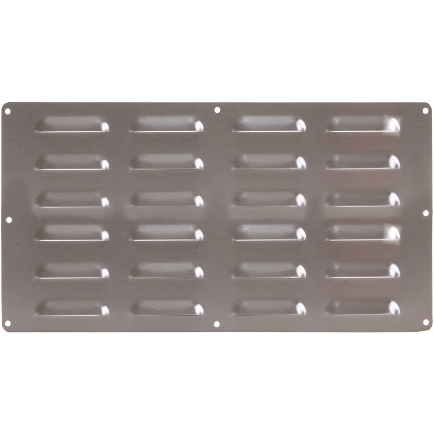 BBQ Guys 10 X 18 Stainless Steel Island Vent