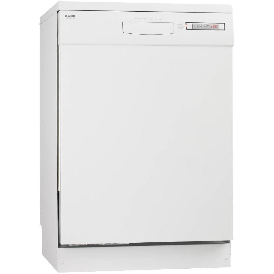 ASKO D5152XXLW 24-Inch XXL Dishwasher - White