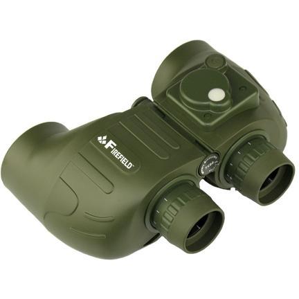 Picture of Firefield Sortie 7x50 Binoculars - Waterproof Compass Military Binocular W/ Strap- FF12001