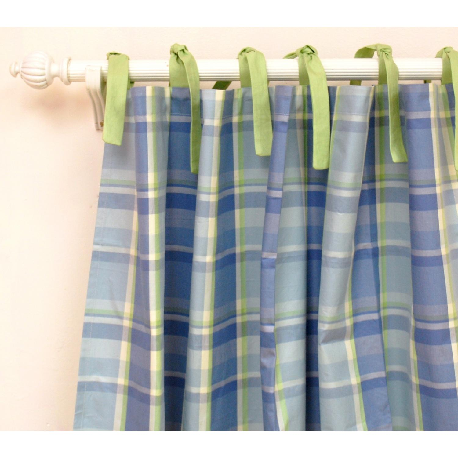 New Arrivals Window Curtain Pair - Sweet Pea Baby