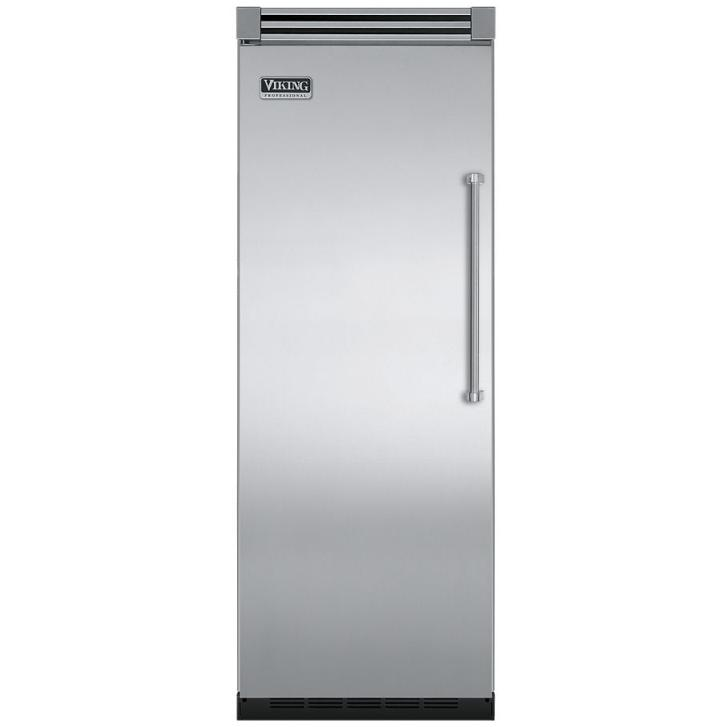 Viking VCFB530L 15.9 Cu. Ft. Capacity Professional Series Built In Left Hinge Freezer - Stainless Steel