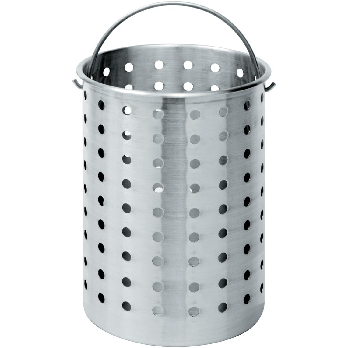Picture of Bayou Classic 120 Quart Perforated Aluminum Fry Basket