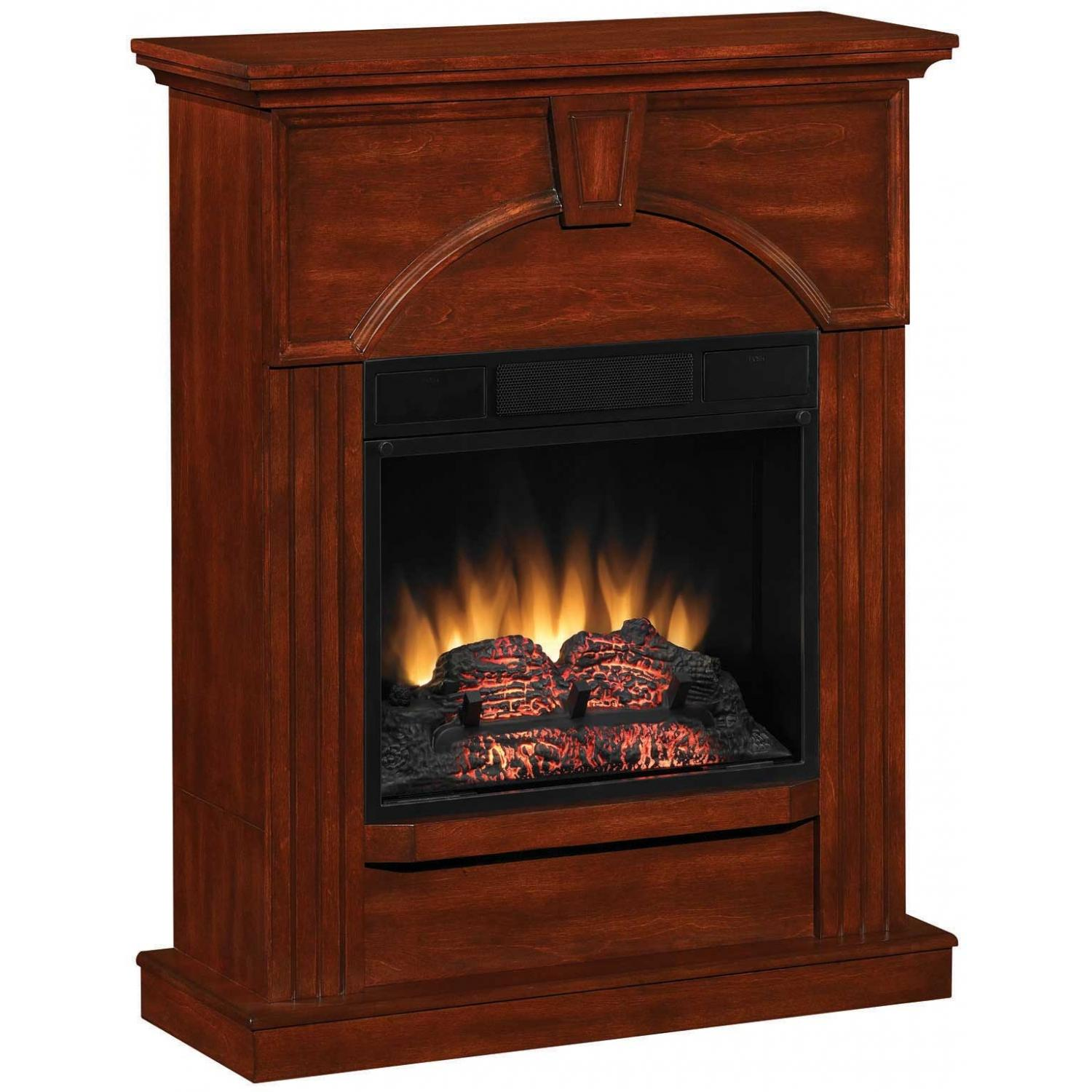 ClassicFlame 18WM9040-C242 Advantage Arcadia Electric Fireplace - Vintage Cherry