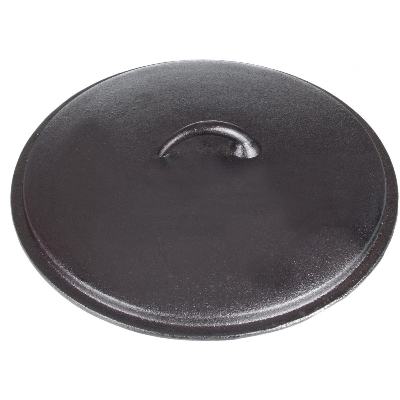 Cajun Cookware Lids 10 Inch Seasoned Cast Iron Skillet Lid