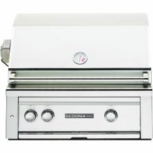 Lynx Sedona 30-Inch Built-In Natural Gas Grill With One Infrared ProSear Burner And Rotisserie - L500PSR-NG