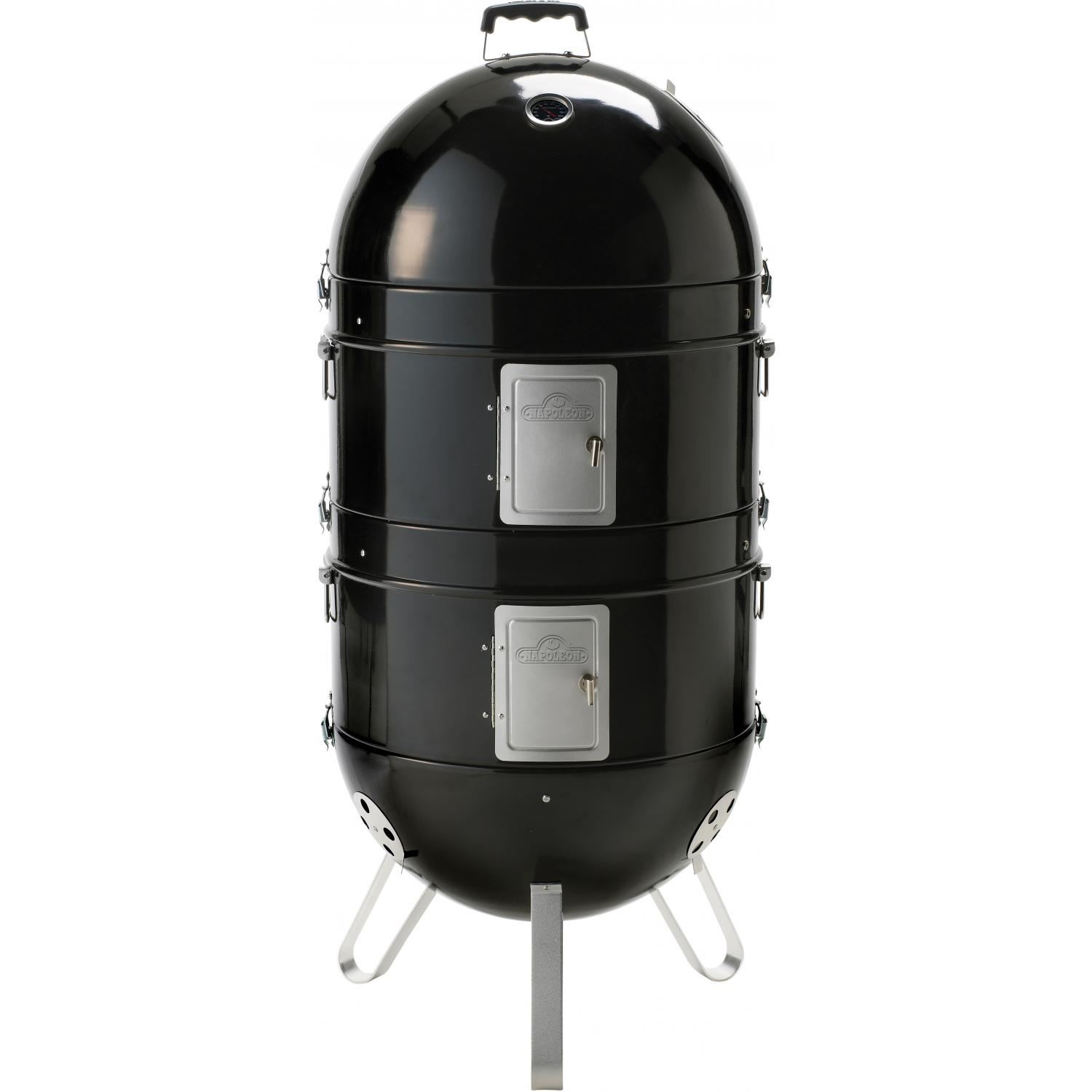 Napoleon Apollo AS300K 3 In 1 Charcoal Smoker and Grill