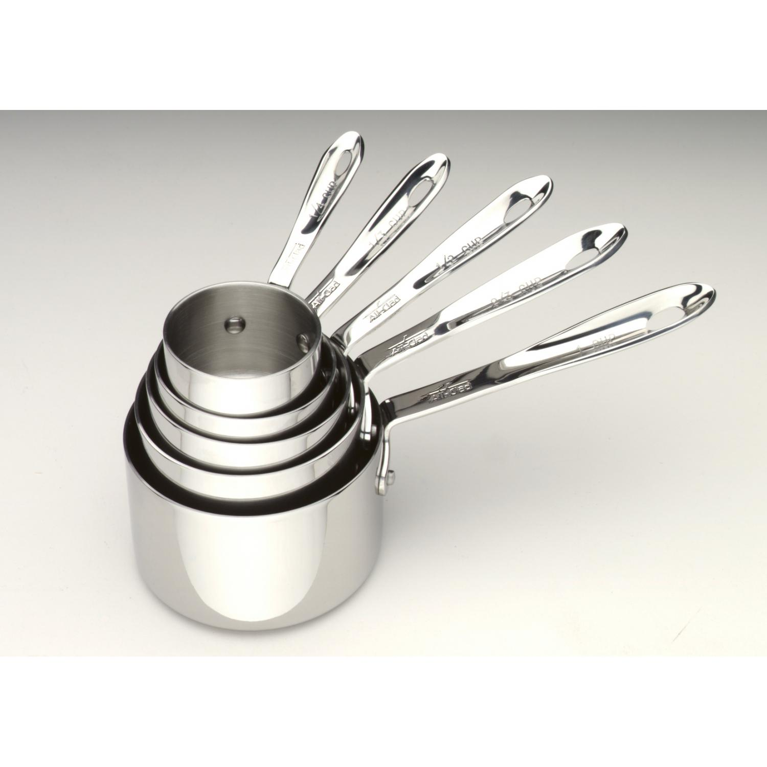 All-Clad Stainless Measuring Cup Set
