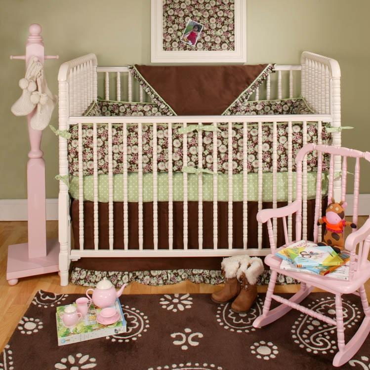 New Arrivals Crib Bumper - Baby Lola