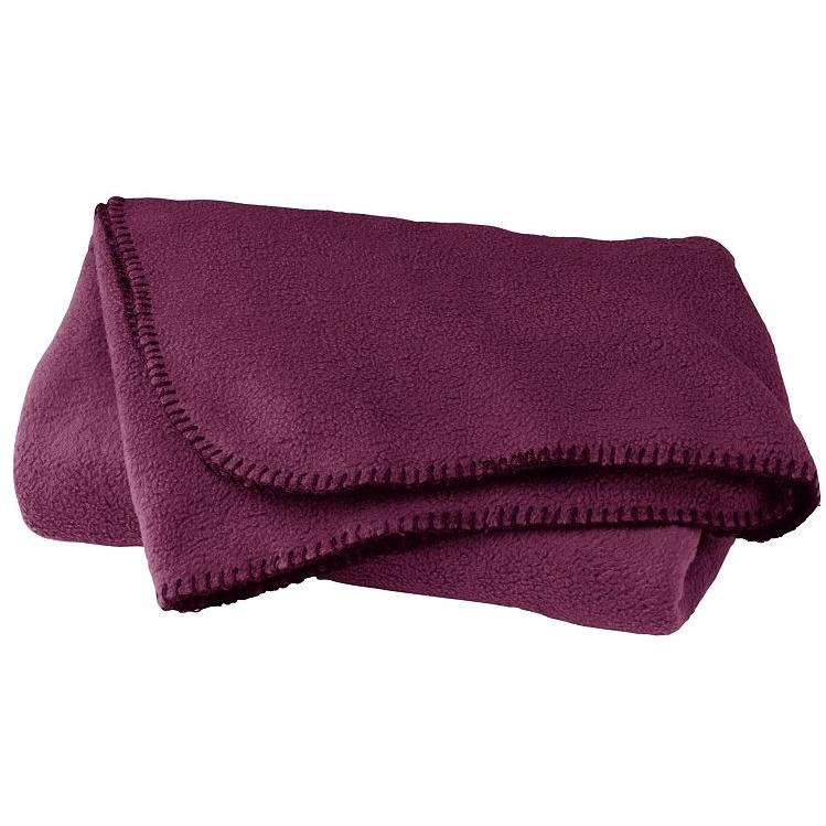 Picture of Augusta Chill Fleece Blanket - Maroon